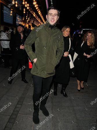 Editorial image of 'Mulan' film premiere, London, UK - 12 Mar 2020
