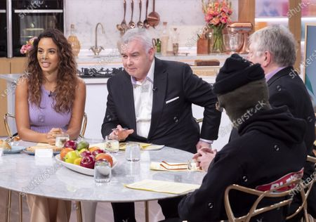 Rochelle Humes, Eamonn Holmes, Nick Ferrari and The Drillminister