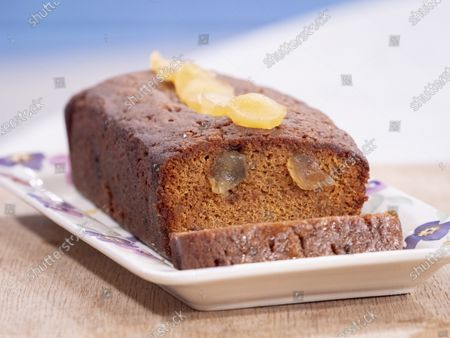 Rustie Lee - spiced ginger cake
