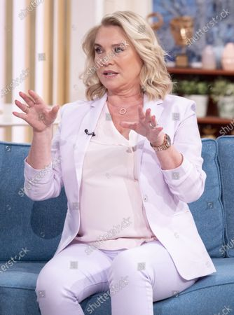 Stock Photo of Amanda Redman