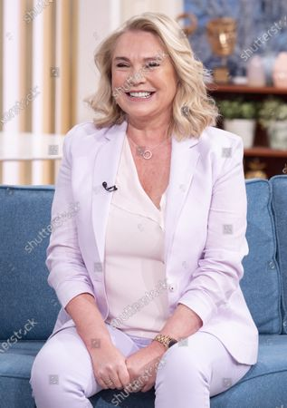 Stock Picture of Amanda Redman