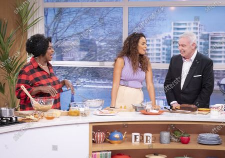 Editorial picture of 'This Morning' TV show, London, UK - 13 Mar 2020