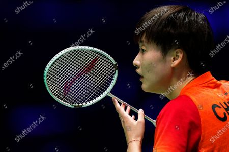 Editorial image of All England Open Badminton Championships, Birmingham, United Kingdom - 13 Mar 2020