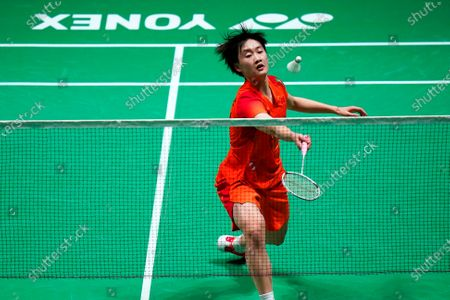 Editorial photo of All England Open Badminton Championships, Birmingham, United Kingdom - 13 Mar 2020