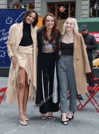 Stock Image of Ashley Nicole Williams, Jessica Sutton, Taylor Hickson