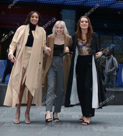 Ashley Nicole Williams, Taylor Hickson, Jessica Sutton,