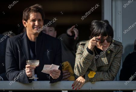 Stock Picture of Ollie Locke and Lily Allen