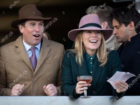 Editorial photo of Cheltenham Festival, Horse Racing, UK - 13 Mar 2020
