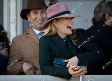Editorial picture of Cheltenham Festival, Horse Racing, UK - 13 Mar 2020