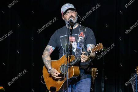 Stock Picture of Aaron Lewis