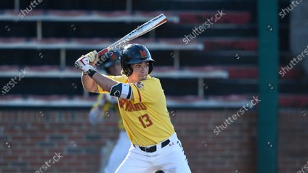 Editorial photo of Delaware Maryland Baseball, College Park, United States - 04 Mar 2020