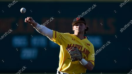 Editorial image of Delaware Maryland Baseball, College Park, United States - 04 Mar 2020