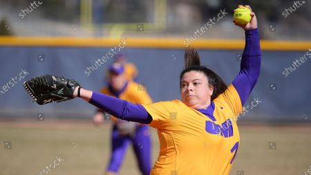 Editorial picture of Omaha Northern Illinois Softball, Greeley, United States - 06 Mar 2020