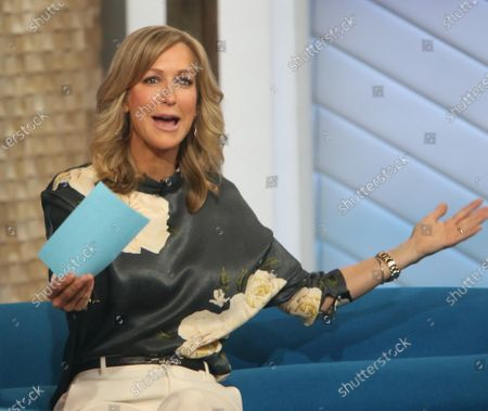 Stock Picture of Lara Spencer