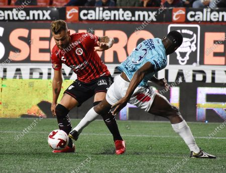 Editorial image of Club Tijuana vs Pachuca, Mexico - 13 Mar 2020