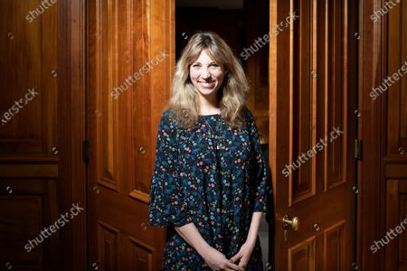 Editorial image of Daisy Haggard, Covent Garden Hotel, London, UK  - 03 Mar 2020