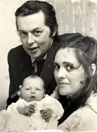 2nd Earl Of Stockton (alexander Macmillan) Is Pictured With His Wife Countess Bitta Stockton (nee Helene Birgette Hamilton) (divorced 1991) And Their Son Daniel Macmillan Viscount Macmillan Of Ovenden. Lord Stockton