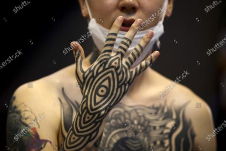 Thailand Tatttoo Expo Bangkok Stock Photos Exclusive Shutterstock