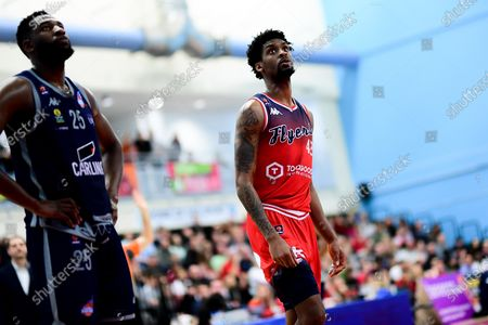 Stock Picture of Levi Bradley of Bristol Flyers