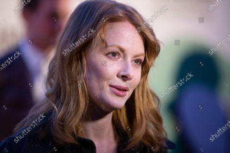 Editorial photo of 'Sulphur and White' film premiere, Glasgow Film Festival, Scotland, UK - 28 Feb 2020