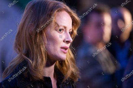Editorial picture of 'Sulphur and White' film premiere, Glasgow Film Festival, Scotland, UK - 28 Feb 2020