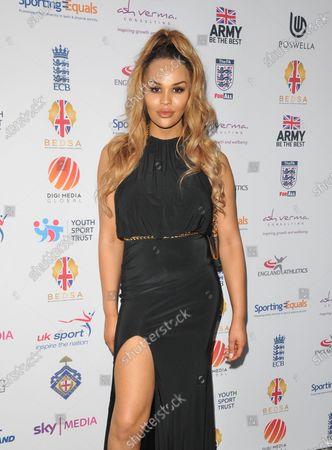 Editorial image of British Ethnic Diversity Sports Awards, London, UK - 14 Mar 2020