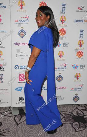 Editorial photo of British Ethnic Diversity Sports Awards, London, UK - 14 Mar 2020