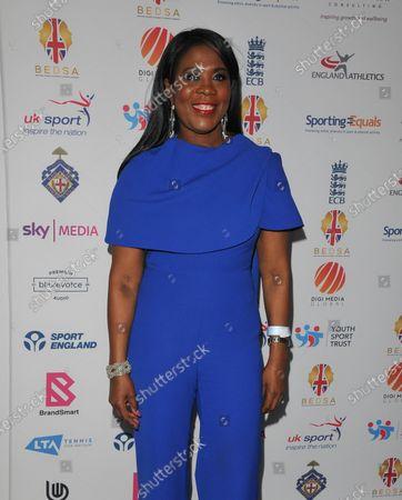 Editorial picture of British Ethnic Diversity Sports Awards, London, UK - 14 Mar 2020