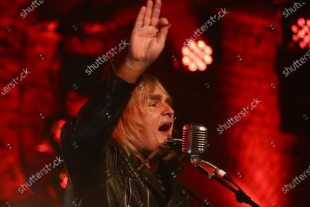Stock Photo of Mike Peters
