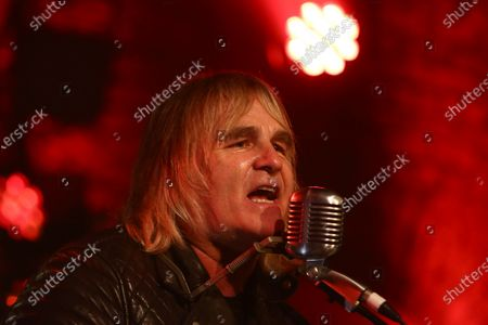 Stock Image of Mike Peters