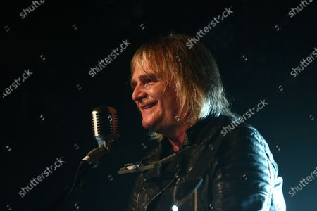 Editorial photo of Valley Aid concert at The Factory Porth, Wales, UK - 14 Mar 2020