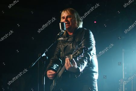 Stock Picture of Mike Peters