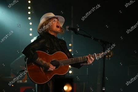 Editorial picture of Valley Aid concert at The Factory Porth, Wales, UK - 14 Mar 2020