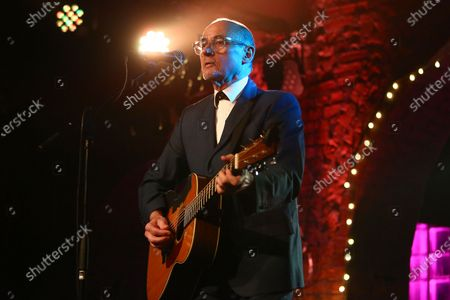 Stock Photo of Andy Fairweather Low