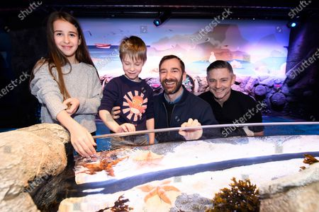 Editorial image of SEA LIFE London - Rock Pool Explorer launch, London, UK - 15 Mar 2020
