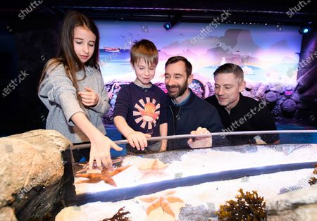Editorial picture of SEA LIFE London - Rock Pool Explorer launch, London, UK - 15 Mar 2020