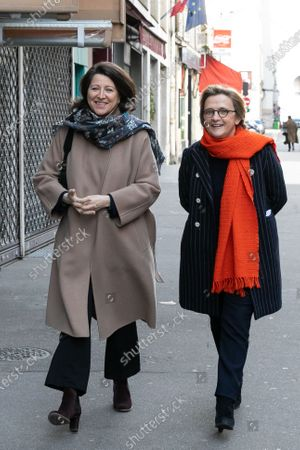 Agnes Buzyn and Florence Berthout