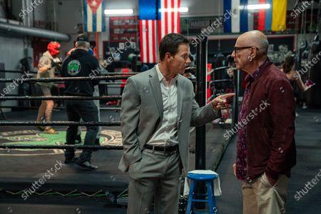 Mark Wahlberg as Spenser and Alan Arkin as Henry