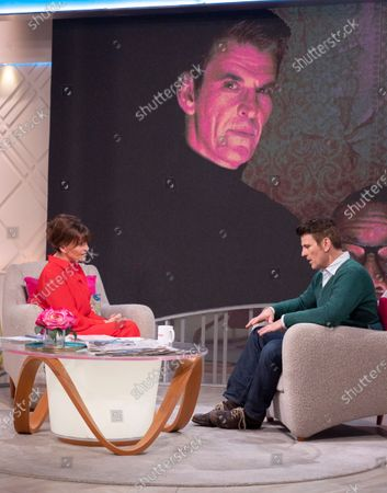 Editorial picture of 'Lorraine' TV show, London, UK - 16 Mar 2020