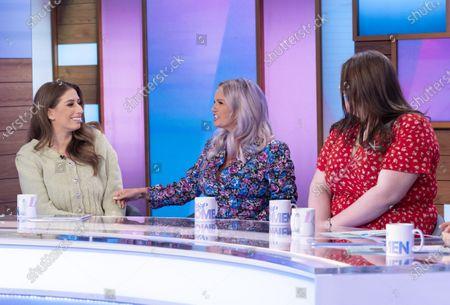 Editorial photo of 'Loose Women' TV show, London, UK - 16 Mar 2020
