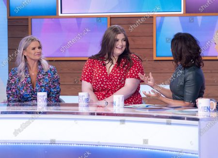 Editorial picture of 'Loose Women' TV show, London, UK - 16 Mar 2020