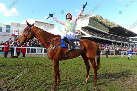 Editorial photo of Horse Racing - 13 Mar 2020