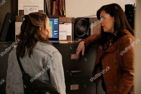 Maria Dizzia as Emily and Allison Tolman as Jo Evans