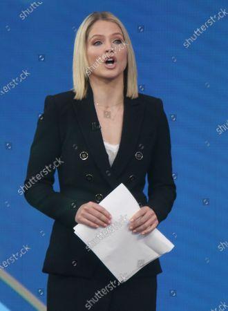 Editorial photo of 'Good Morning America' TV show, New York, USA - 16 Mar 2020