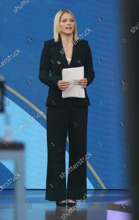 Stock Photo of Sara Haines