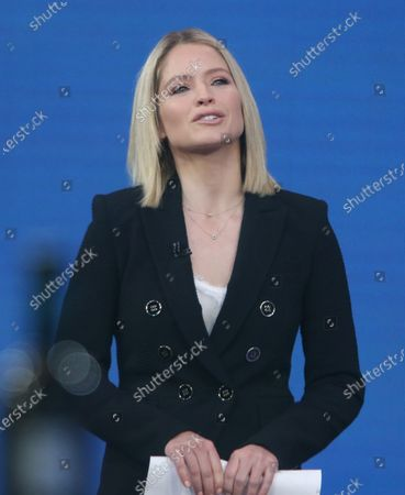 Stock Picture of Sara Haines