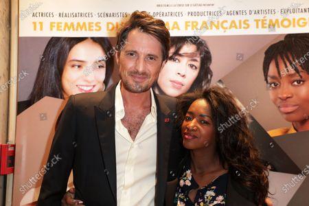 Editorial picture of 'Pygmalionnes' film premiere, Cinema Mac-Mahon, Paris, France - 05 Mar 2020
