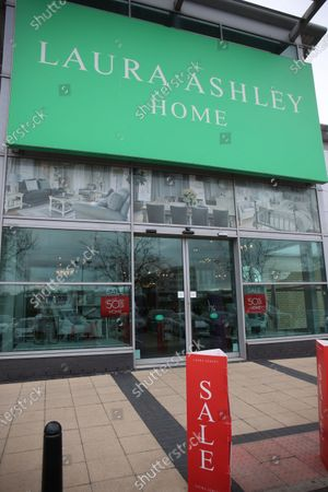 Laura Ashley Home at Brent Cross Shopping Centre closing down