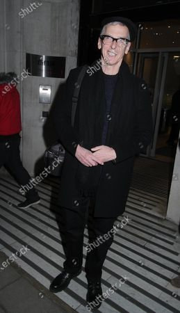 Editorial photo of Peter Capaldi out and about, London, UK - 26 Feb 2020
