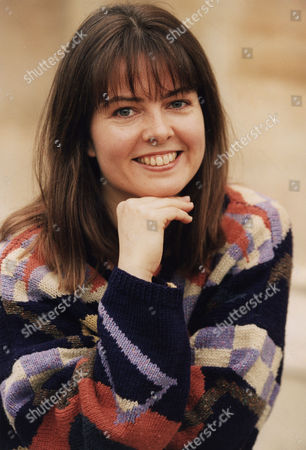 Charlotte Attenborough Actress Jumpers Wearing A Knitted Jumper..